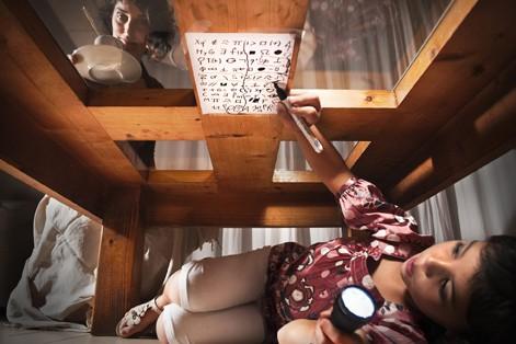 Tenemos que aprender a ver el mundo a través de los ojos de un niño con Autismo Foto: Juán A. Cortés